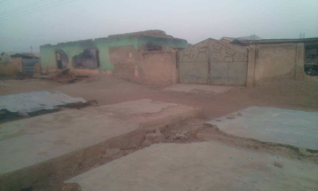 Abudu Salah_s Burnt properties